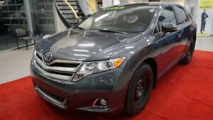 2016 Toyota Venza XLE V6+Cuir+Toit Pano+GPS