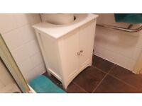 £30 Undersink Storage- White