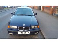 1996 BMW 3 Series 318ti - Great to drive - Bargain for pure driving