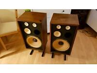 Vintage 1970 Kenwood KL 4080A, 3 Way, Full Alnico Speakers