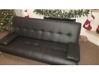 Hi we sell sofa bed..like new..