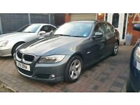 BMW 320D EfficientDynamics. 2nd Owner from new, £20 Road Tax. Rare half leather folding seats, FSH