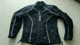 Swift ladies motorcycle jacket