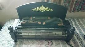 2 bar electric heater