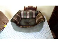 Dog Bed for Small or Small/Medium Size Dog