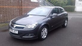 Vauxhall astra 0nly 59k mileage 2010