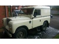 Land Rover Series III - 1974 Tax Exempt