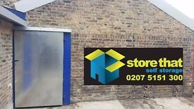SELF STORAGE 50 sq feet units - promo