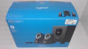 Logitech Stereo Speakers + Subwoofer. We Sell Used Electronics (#114809) NR1123482
