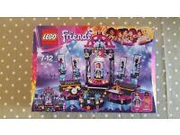 Lego Friends - Pop star show stage - unopened