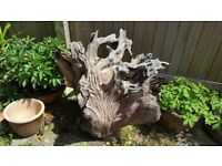 Garden feature Tree Stump