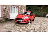 Ford Fiesta Zetec 1.2 petrol ⛽️ 9 month mot 2 previous owner