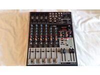 Behringer X1204 USB Live/Recording mixer