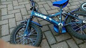 bike and balance bike