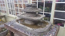 4 Tier Water Feature