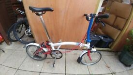 Limited edition Brompton for sale