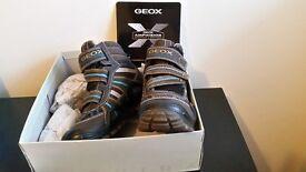 Brand new size (UK 11.5) (EU 30) boys/girls GEOX Boots £18