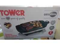 Tower reversible grill brand new