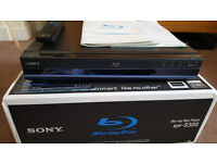 Sony BDP-S300 Blu-ray player