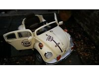Kids Electric Car - Rebo Beetle 12v Ride On Car
