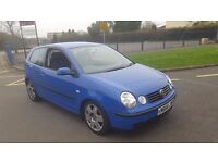 Volkswagen Polo 1.4 TDI - 2002 - 3dr - only 104k miles - £30yr road tax + Private Number Plate