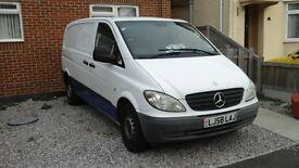 Mercedes Vito 2.1 Van