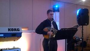 Greek Band with live bouzouki *Greek DJ also service available*