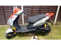 Beeline Veloce GT 50 2009 Scooter