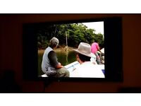 "Panasonic 50"" inch 600hz Widescreen HD Plasma TV with built-in Freeview HD"