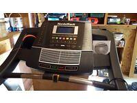 Nordic Trac Treadmill New