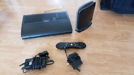 Virgin Media Samsung Tivo & Super Hub