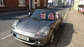 Toyota Mr2 mk3 roadster Red limited edition LOW MILES