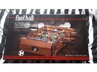 Miniature Football Table