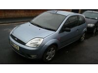 ford fiesta 1.4 may swap