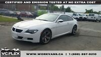 2010 BMW M6 2Door Coupe - 7speed SMG - NO ACCIDENTS