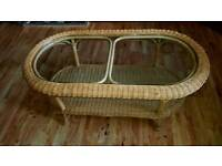 Conservatory Oval Coffee Table