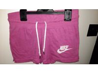 Nike shorts size x small( approx size 8)