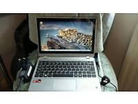 ACER ASPIRE V5 Notebook running..Windows 7