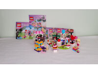 LEGO FRIENDS Bundle of kits with full instructions