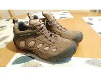 Merrell Chameleon 2 GTX XCR ladies hiking boots UK size 6.5 like new