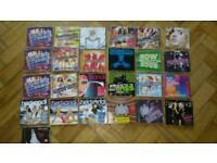 25 dance music cds
