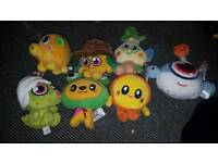 Moshi monsters soft toy bundle