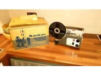 Cine camera, 35mm film equipment