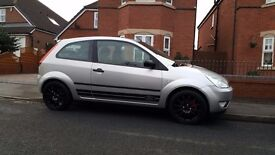 Ford Fiesta 1.25 Zetec Immaculate low mileage and Economical