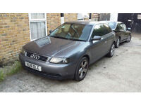 Audi A3 1.8T, Manual, 1 previous owner, Leather Seats and Bluetooth Stereo