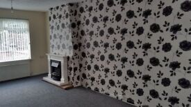 To Let 2 Bed Terrace House,Cullybackey Road,B'mena. Modern Kitchen/Bathroom D.G./O.F.C.H £110 P/W