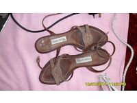carlos gill sandals size 39