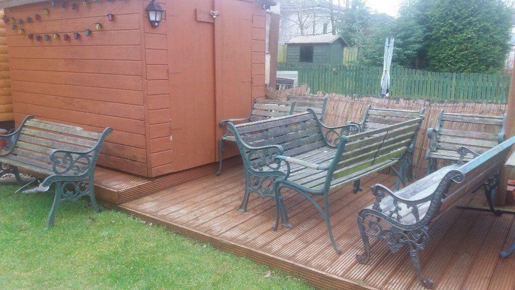 Reclaimed Garden Furniture In Glasgow Gumtree