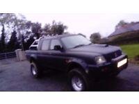 L200 mini monster truck for swap