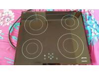 Smeg induction electric hob
